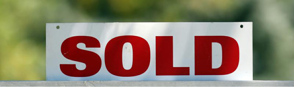 Keller Williams Sold Sign